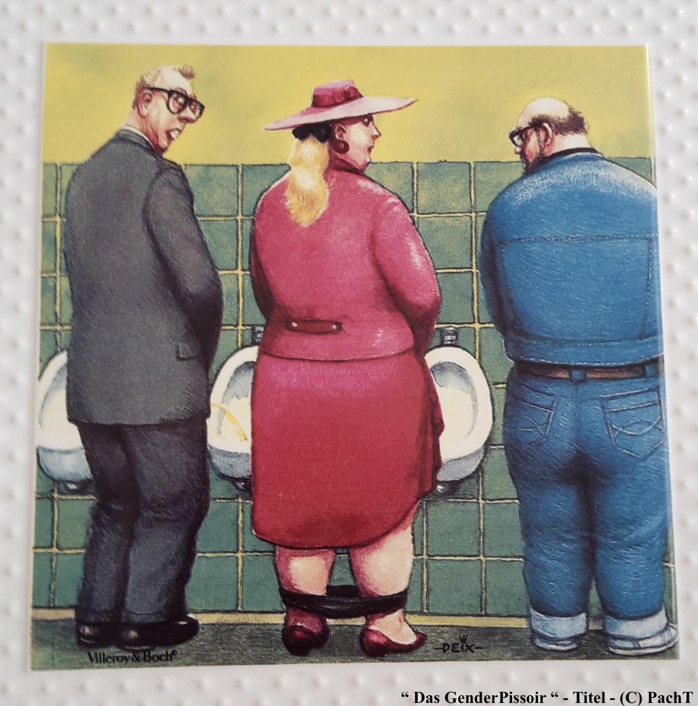 ToilettenGeschichten 1 GenderPissoir