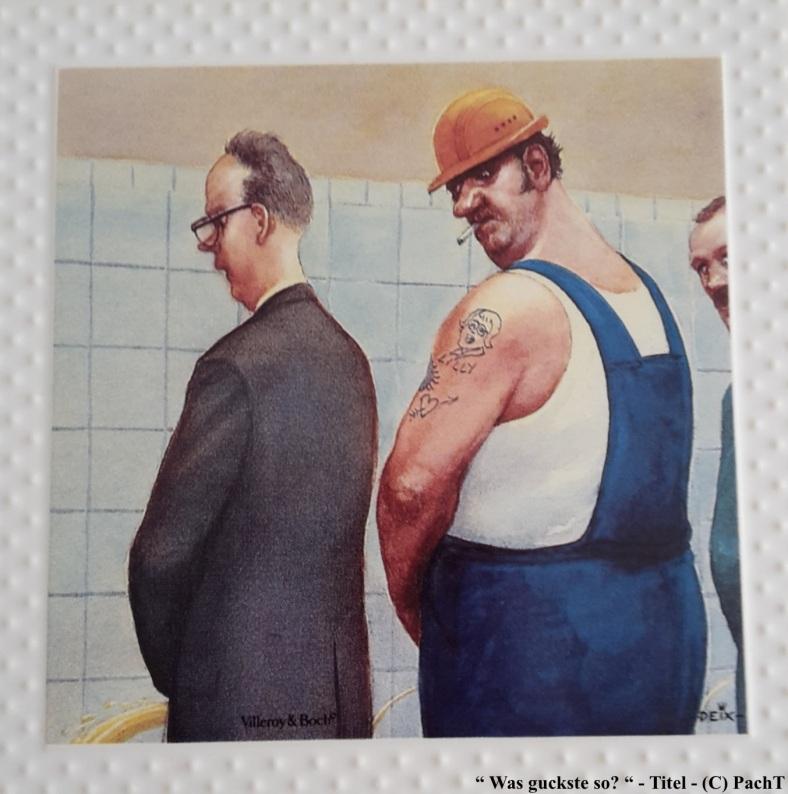 ToilettenGeschichten 2 Was guckste so