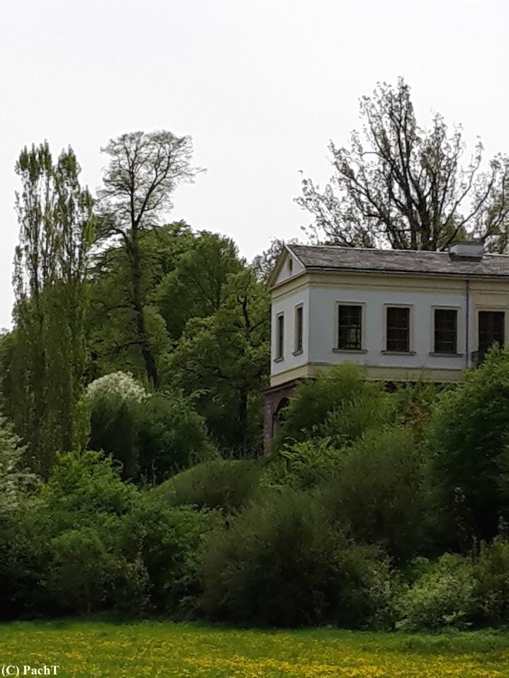 Weimar Römisches Haus 11 im Grünen