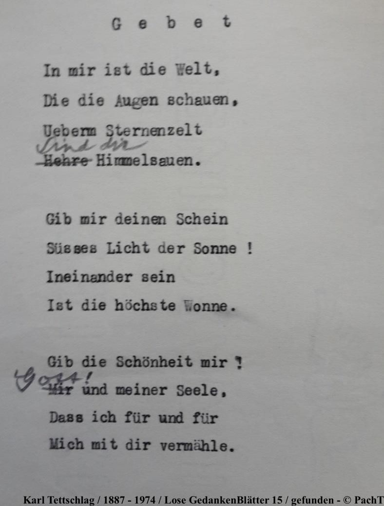 1887 - 1974 Erinnerungen an meinen Opa _ Lose GedankenBlätter 15