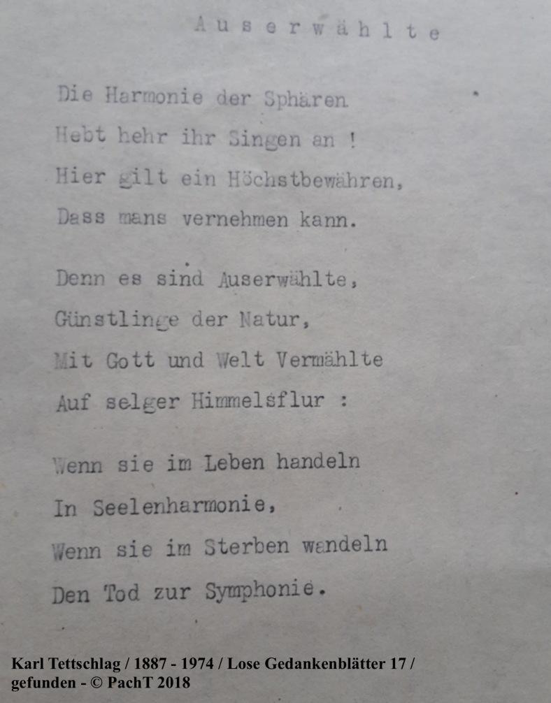 1887 - 1974 Erinnerungen an meinen Opa _ Lose GedankenBlätter 17