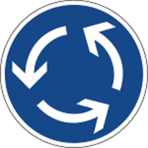 Kreisverkehr 1
