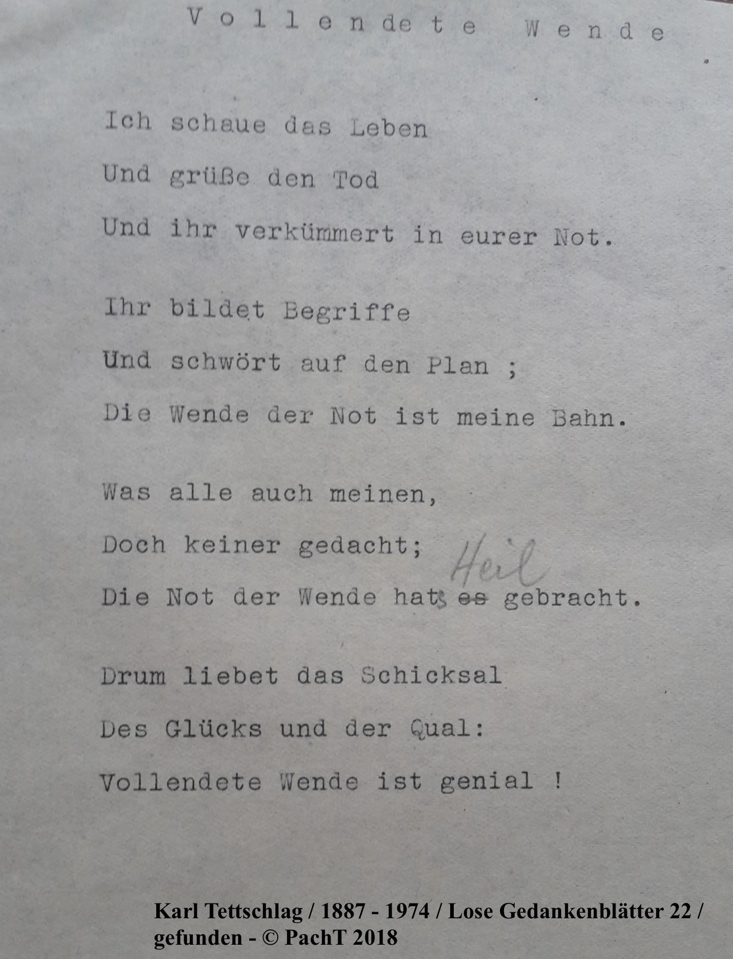 1887 - 1974 Erinnerungen an meinen Opa _ Lose GedankenBlätter 26