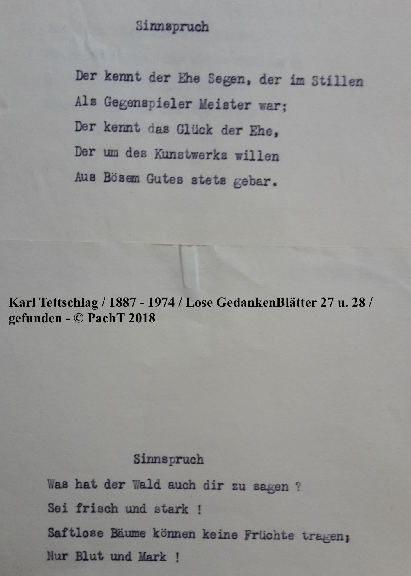 1887 - 1974 Erinnerungen an meinen Opa _ Lose GedankenBlätter 27_28