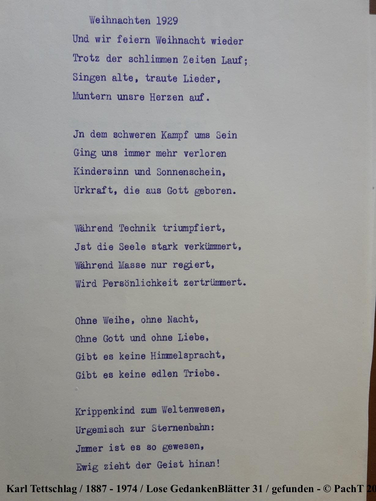 1887 - 1974 Erinnerungen an meinen Opa _ Lose GedankenBlätter 31