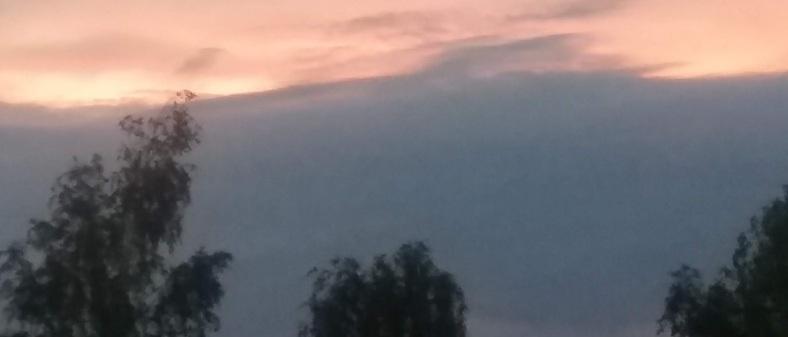 Abendliche Himmellandschaft 2