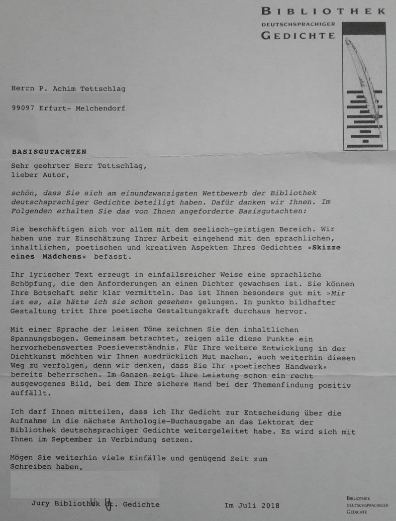 Bibliothek dtschspr. Gedichte 2018_ 03_ Bd. XXI _Aufforderung jpg