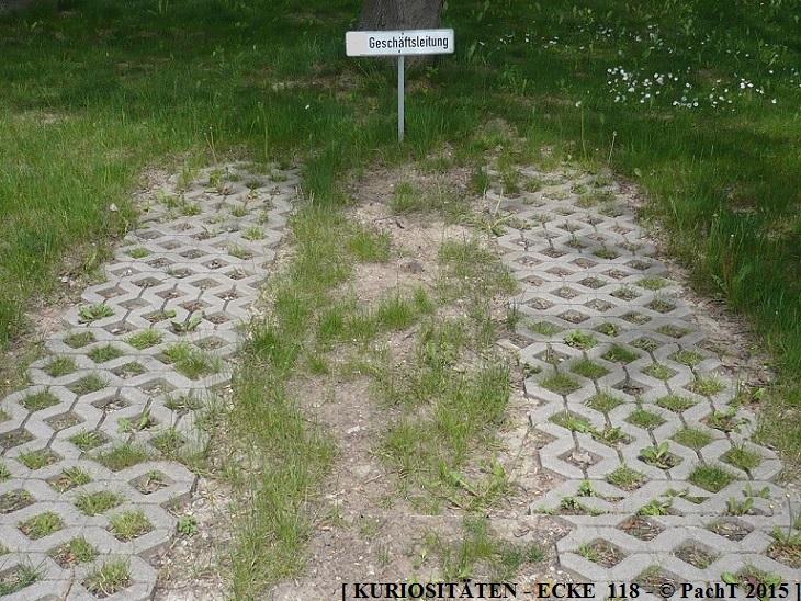 KURIOS 118 Betriebsleiter - Grabstätte