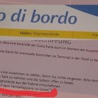 08.07.18 # Kuriositäten-Serie (24) BEOBACHTUNGEN im ALLTAG #