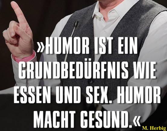 Zitat Humor