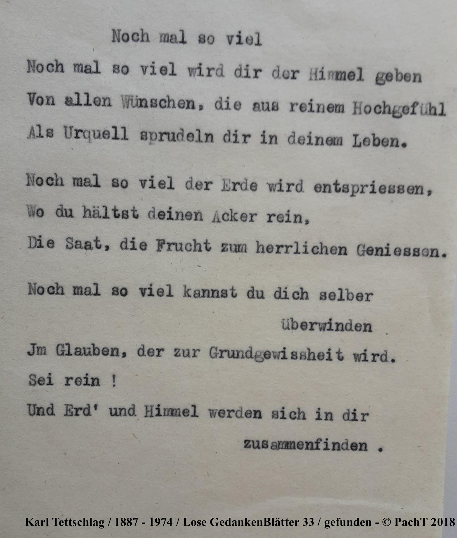 1887 - 1974 Erinnerungen an meinen Opa _ Lose GedankenBlätter 33