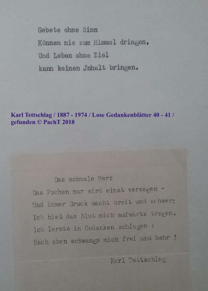 1887 - 1974 Erinnerungen an meinen Opa _ Lose GedankenBlätter 40_41