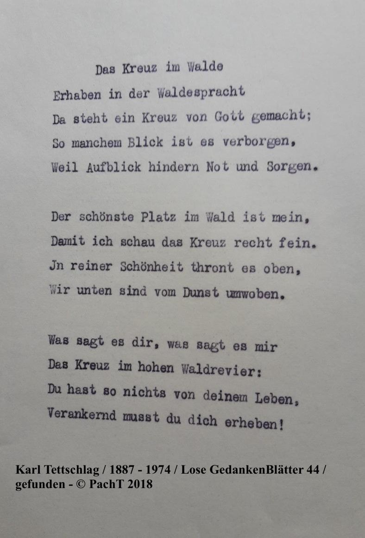 1887 - 1974 Erinnerungen an meinen Opa _ Lose GedankenBlätter 44