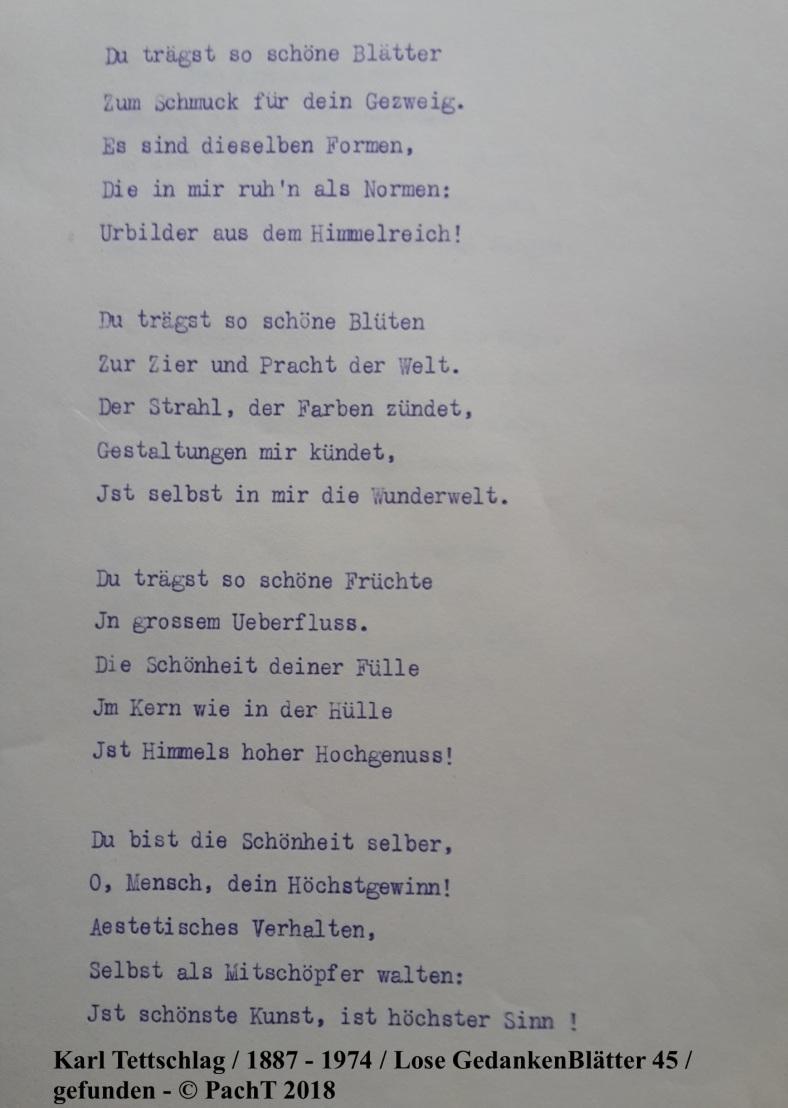 1887 - 1974 Erinnerungen an meinen Opa _ Lose GedankenBlätter 45