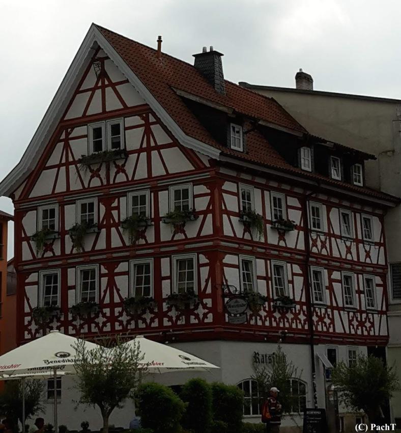 2018.08.15_10 Meinigen - Impressionen Altstadt