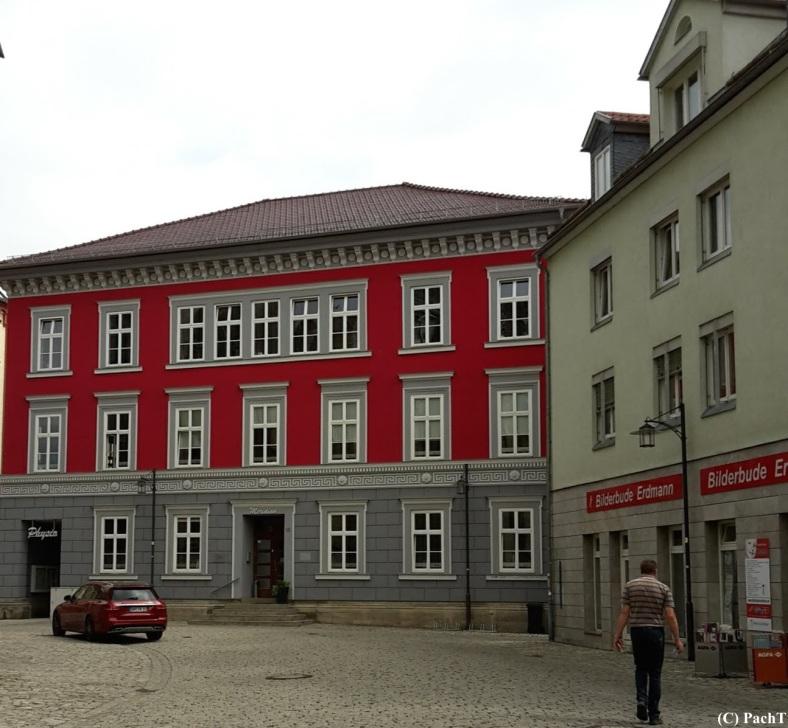 2018.08.15_12 Meinigen - Impressionen Altstadt
