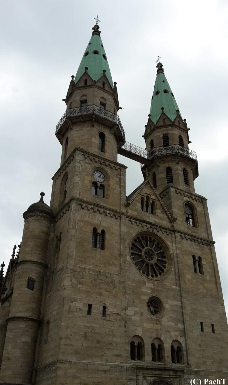 2018.08.15_14 Meinigen - Impressionen Altstadt Stadtkirche