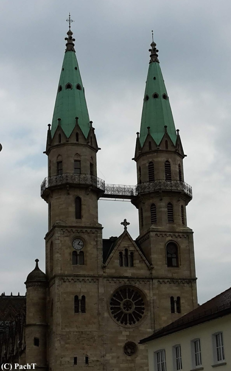 2018.08.15_15 Meinigen - Impressionen Altstadt Stadtkirche