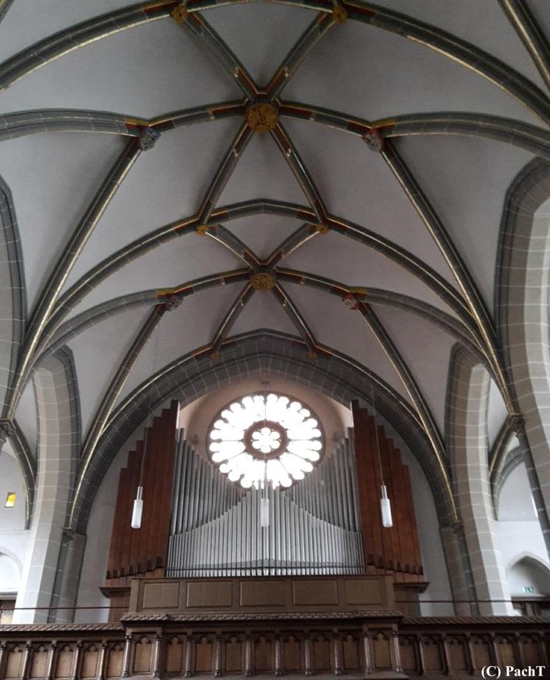 2018.08.15_18 Meinigen - Impressionen Altstadt Stadtkirche