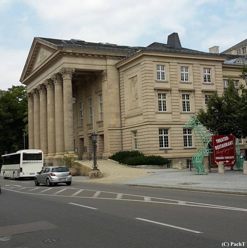 2018.08.15_27 Meinigen - Impressionen Theater
