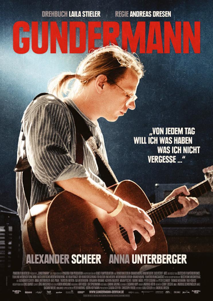 Film GUNDERMANN _ Plakat