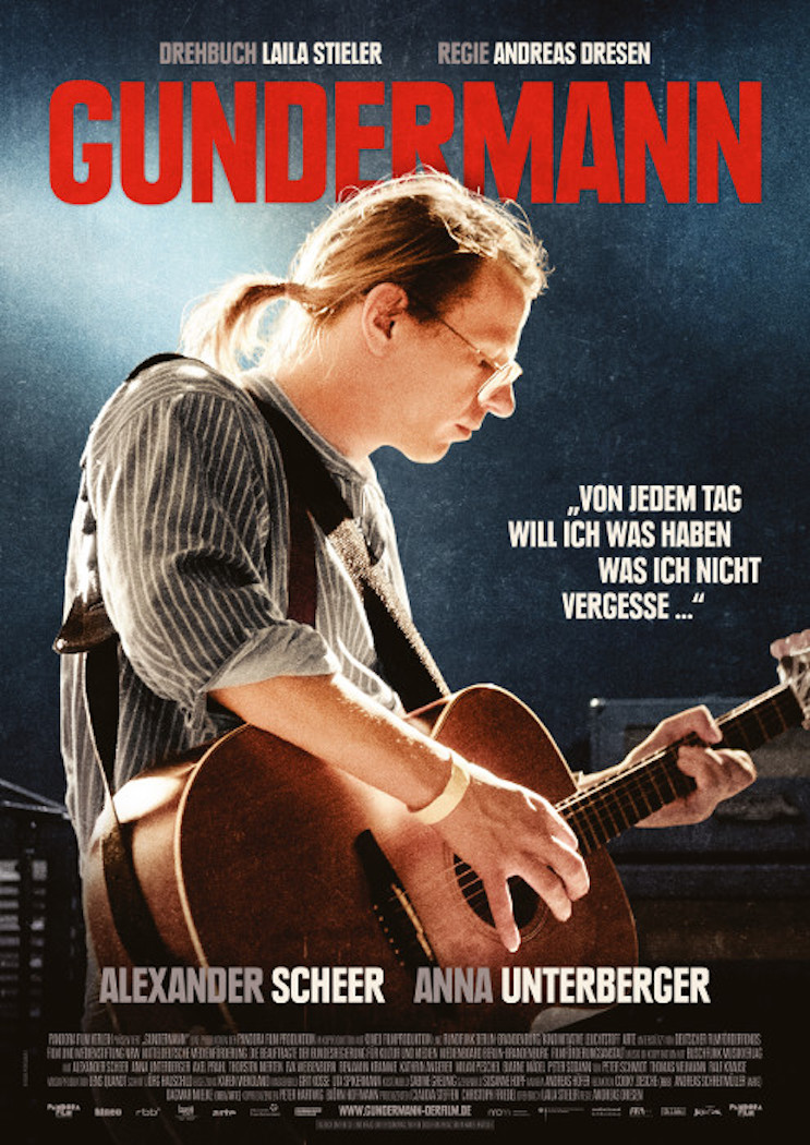 Film GUNDERMANN _ Plakat