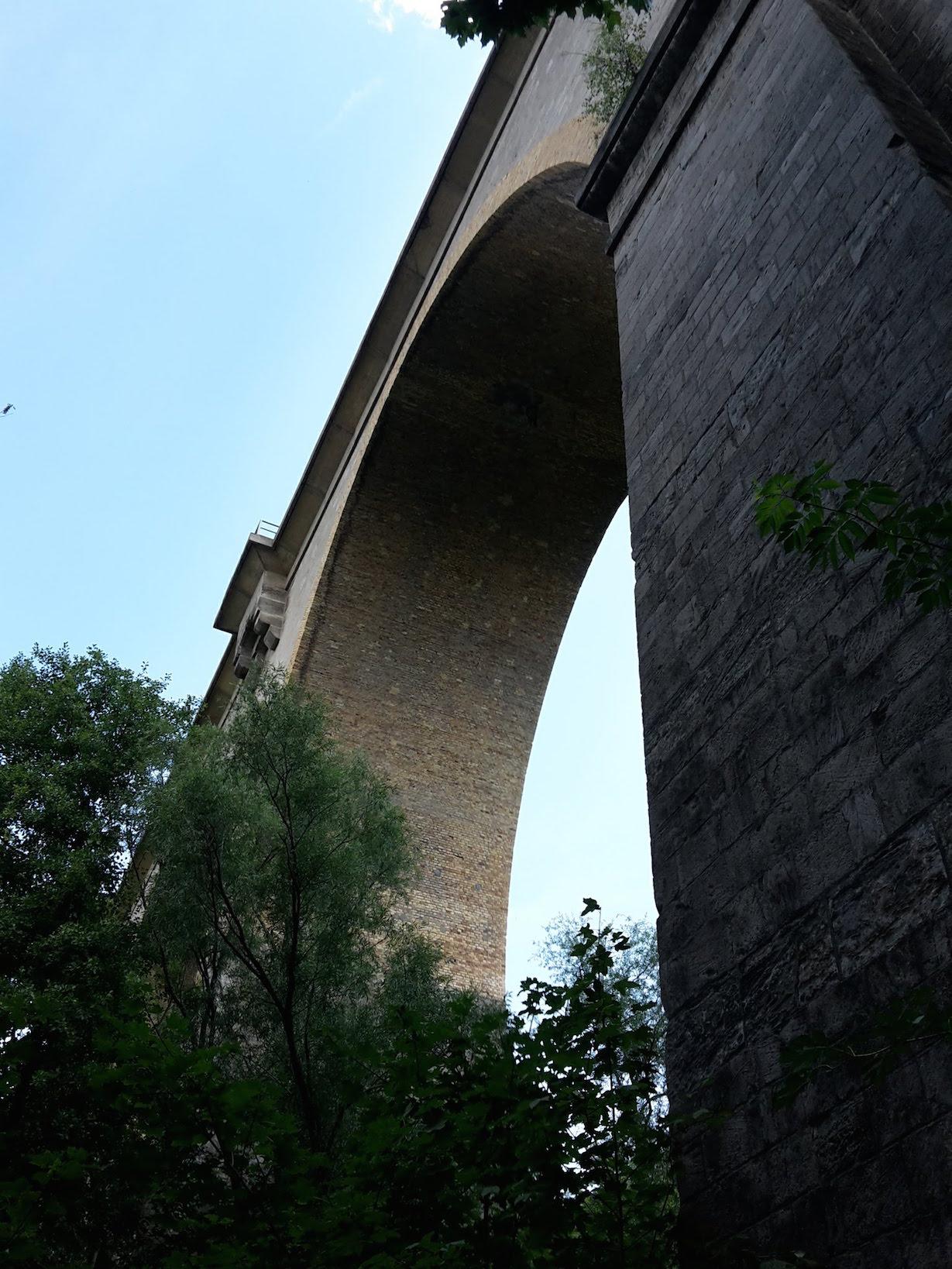 Weimar ... Viadukt ü.d. Ilm 1