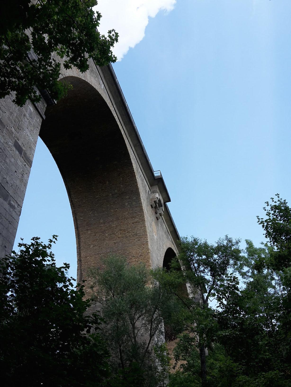 Weimar ... Viadukt ü.d. Ilm 2