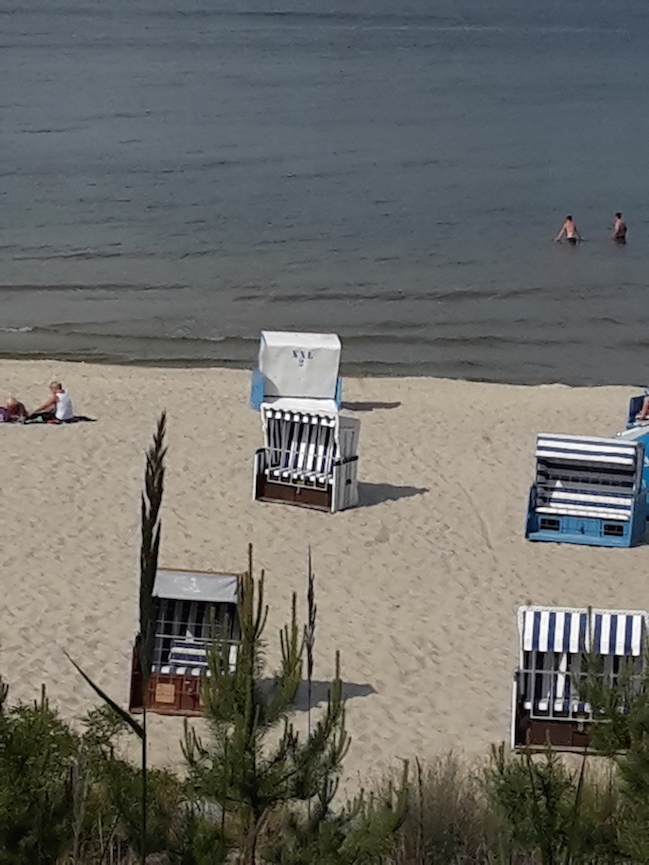 2018.06.09 - 23. URLAUB auf USEDOM 022 Ückeritz Strand 2