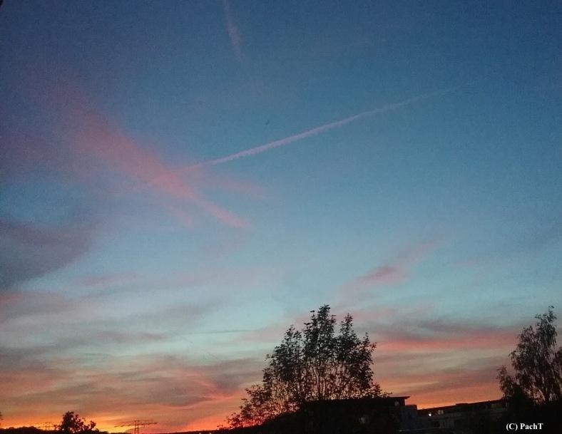 Abendliche Himmellandschaft 15