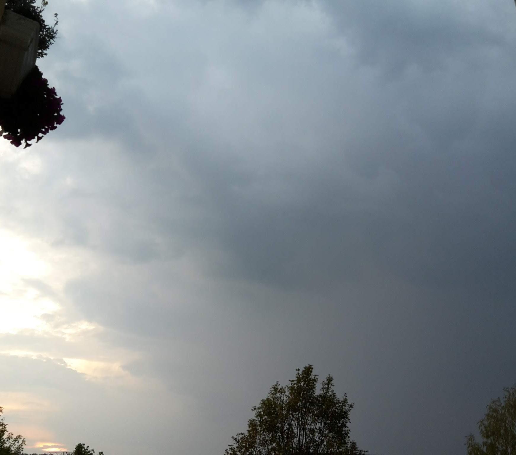 Abendliche Himmellandschaft 7