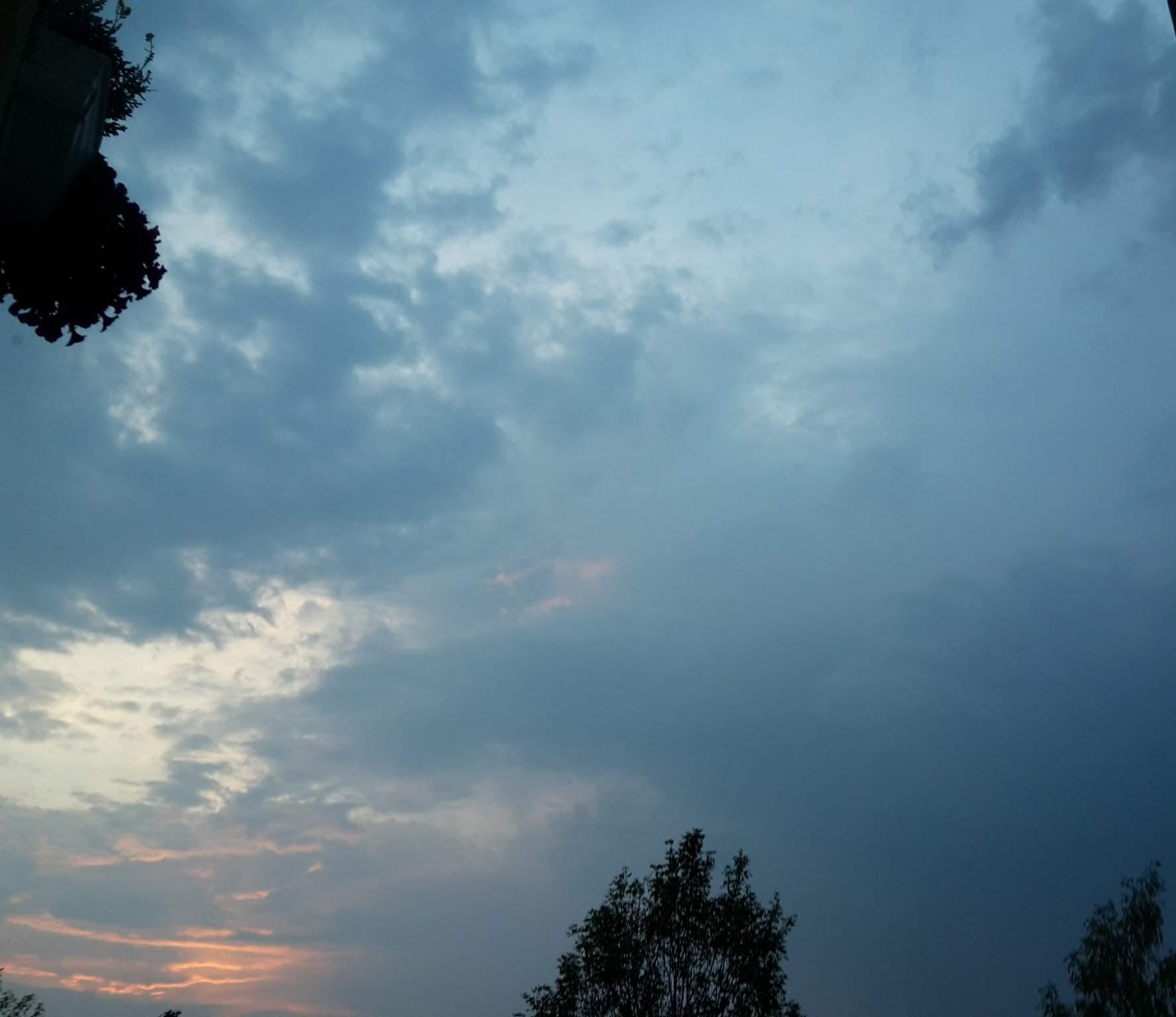 Abendliche Himmellandschaft 8