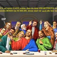 17.09.18 # Heiliges ABENDMAHL - heute anders mal #