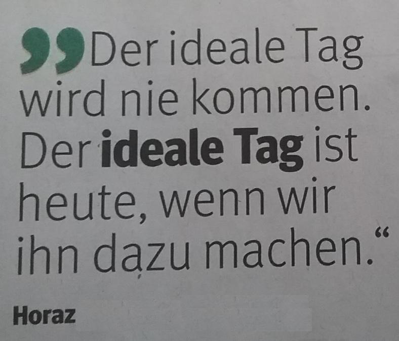 Zitat IdealTag