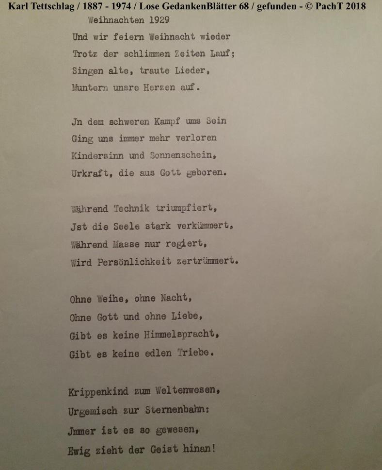 1887 - 1974 Erinnerungen an meinen Opa _ Lose GedankenBlätter 68