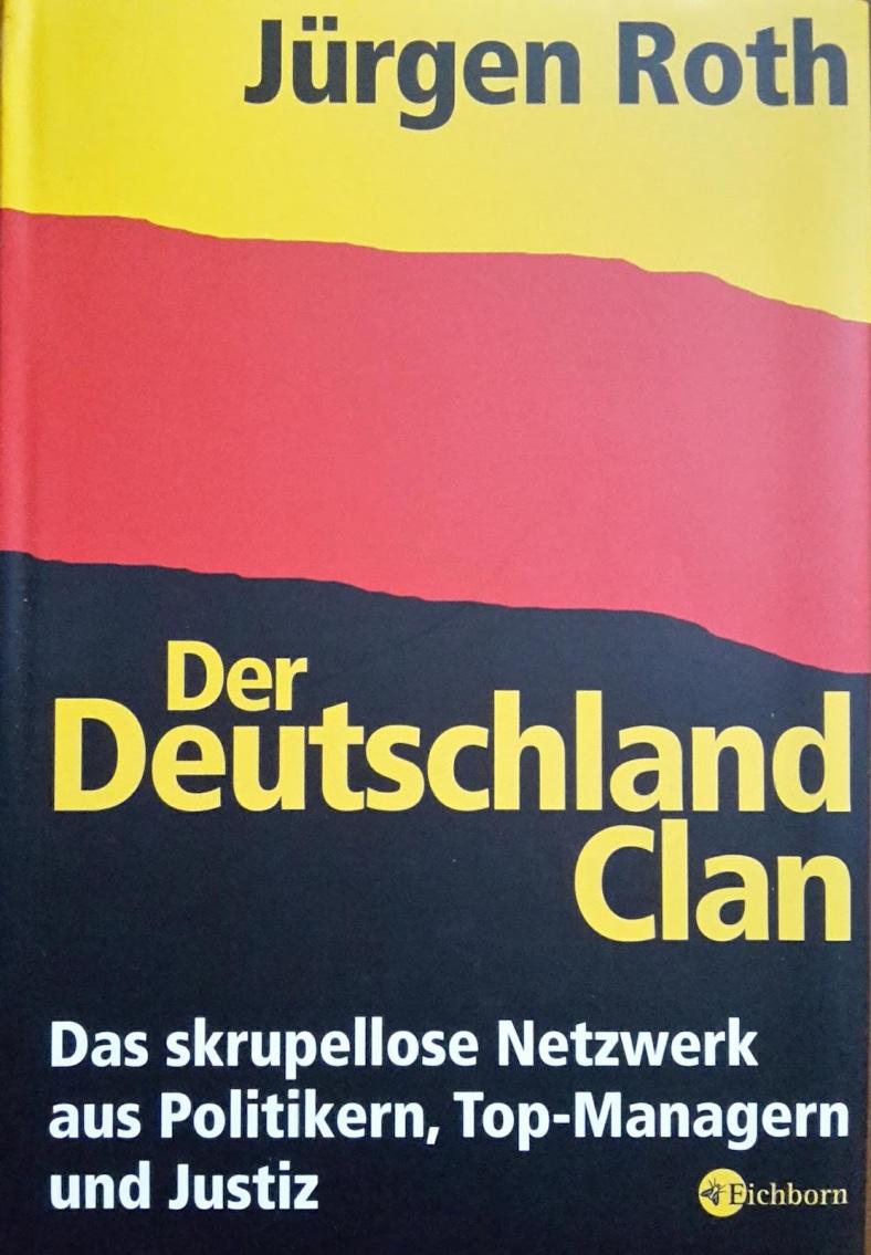 Buch Deutschland - Clan