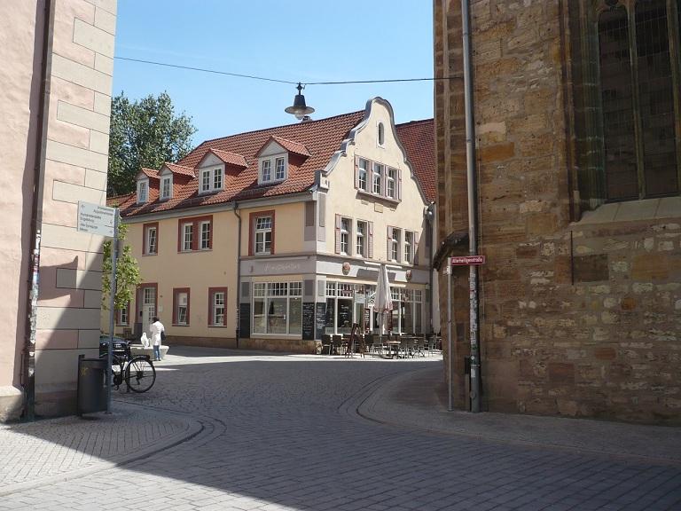 Michaelisstraße 1 Restaurant AMPLONIUS