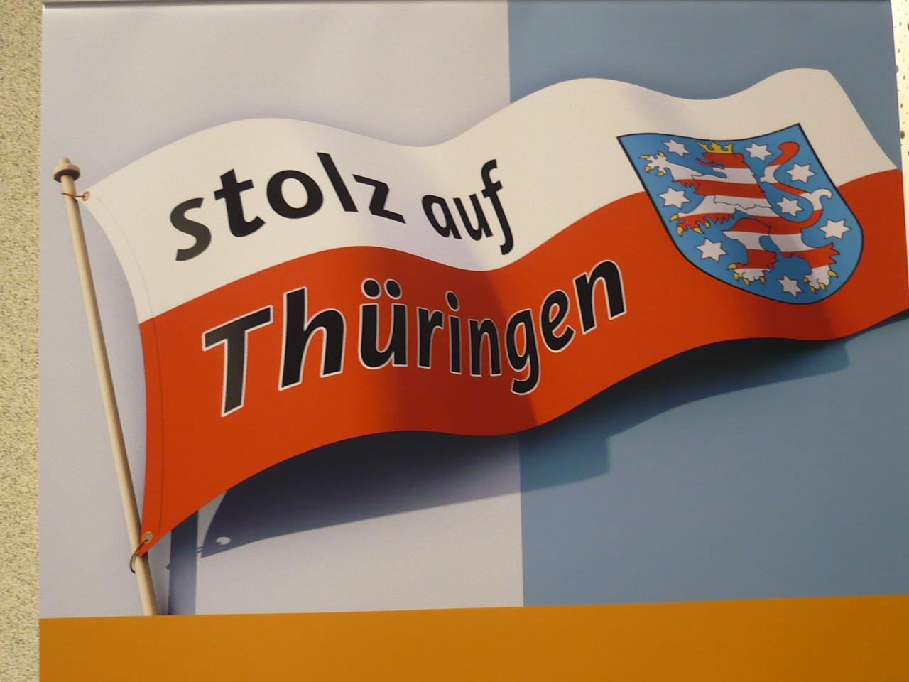 Stolz auf Thüringen