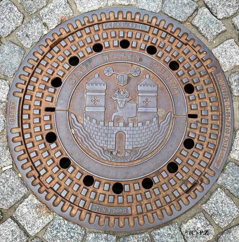 Waren _ Mecklenburg-Vorpommern p.z.