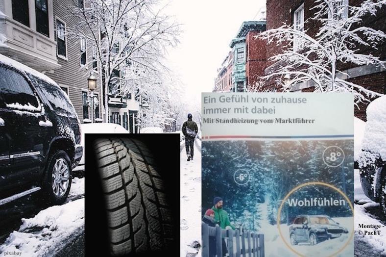 Winter kann es werden 2018