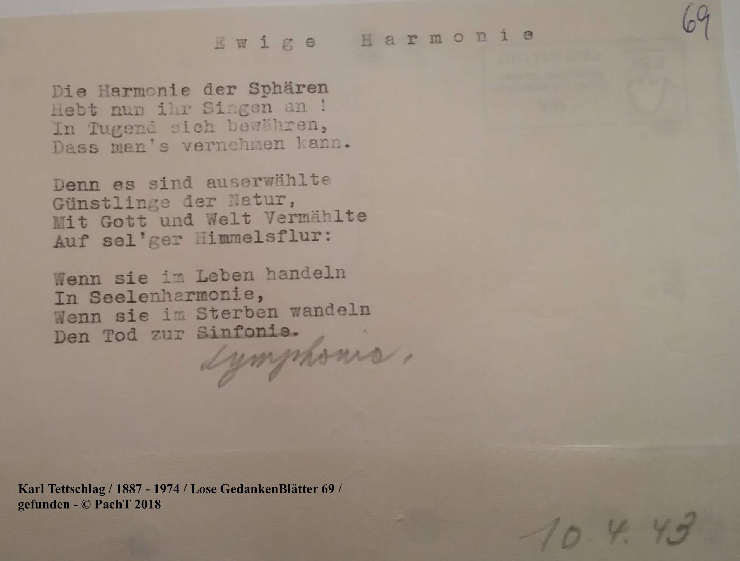 1887 - 1974 Erinnerungen an meinen Opa _ Lose GedankenBlätter 69