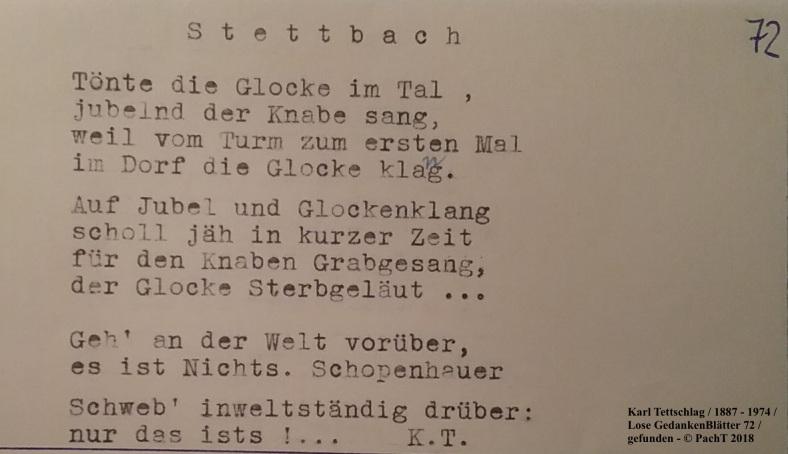 1887 - 1974 Erinnerungen an meinen Opa _ Lose GedankenBlätter 72