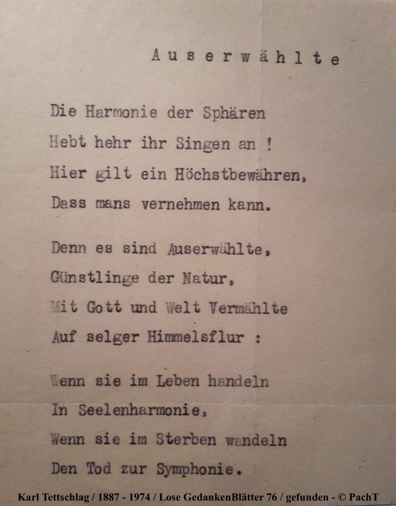 1887 - 1974 Erinnerungen an meinen Opa _ Lose GedankenBlätter 76