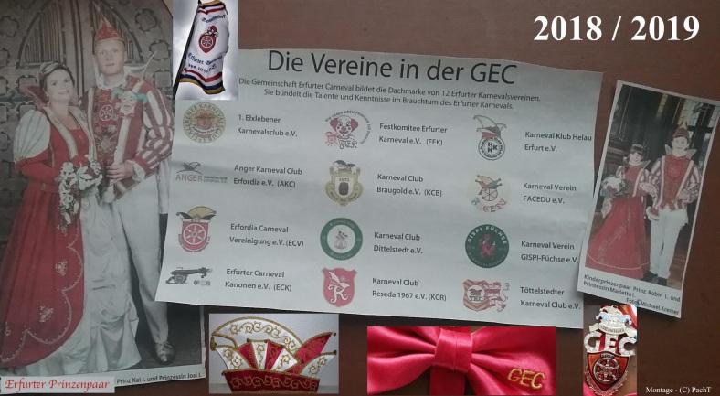 2019 GEC PrinzenPaar _ Vereine 2018_2019