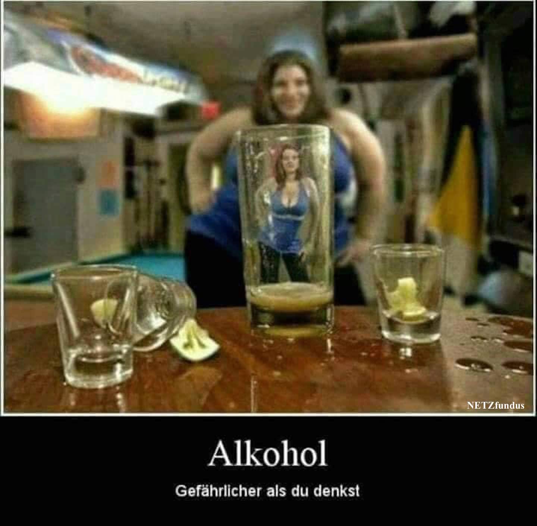 Gefahr ... ALKOHOL