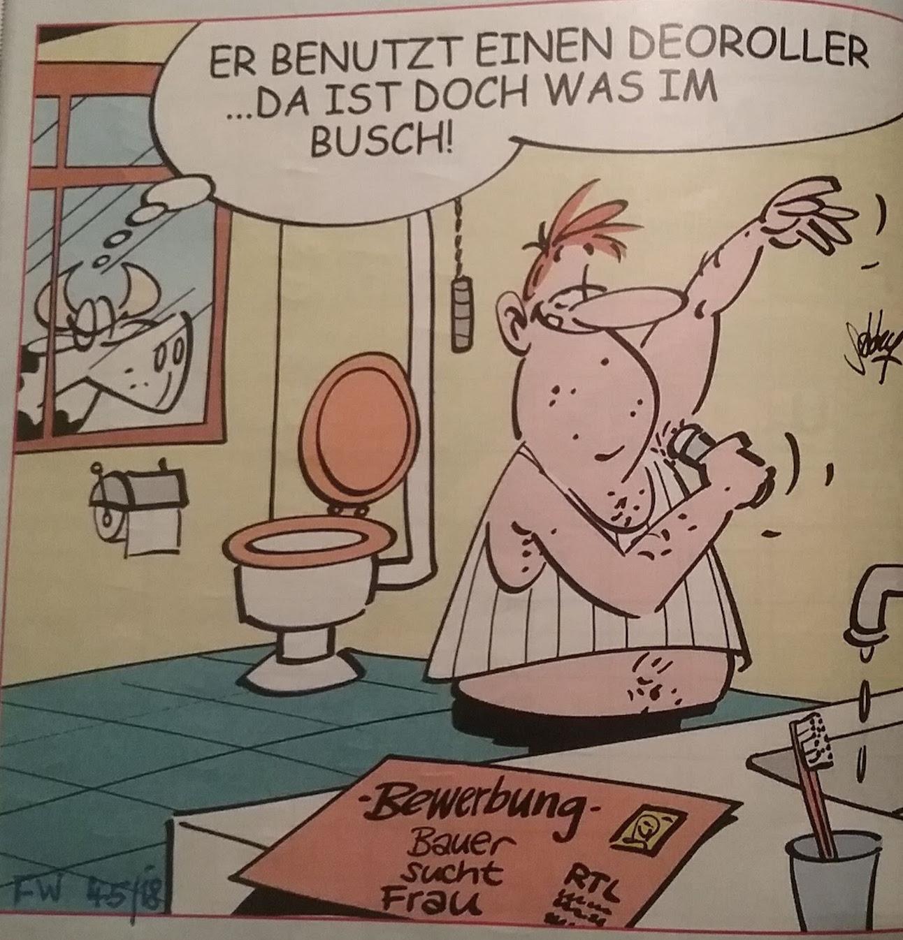 Karikatur DEO_roller