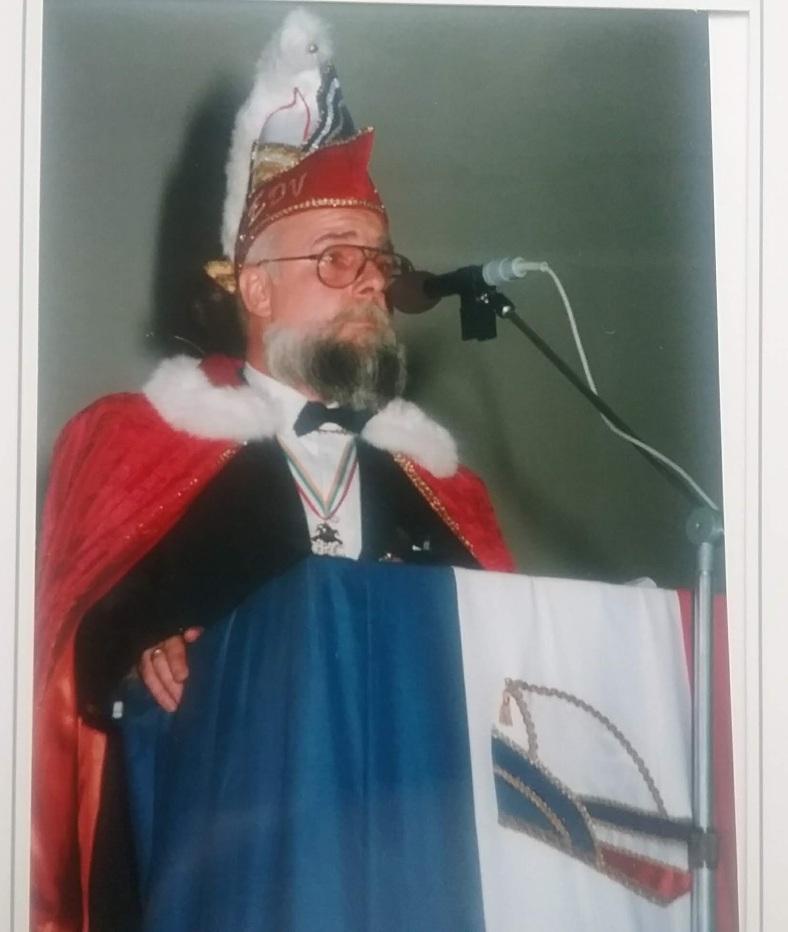 Karneval_FaCeDu 2 Meine Rede zum 20. Jahrestag 1993 Thüringenhalle