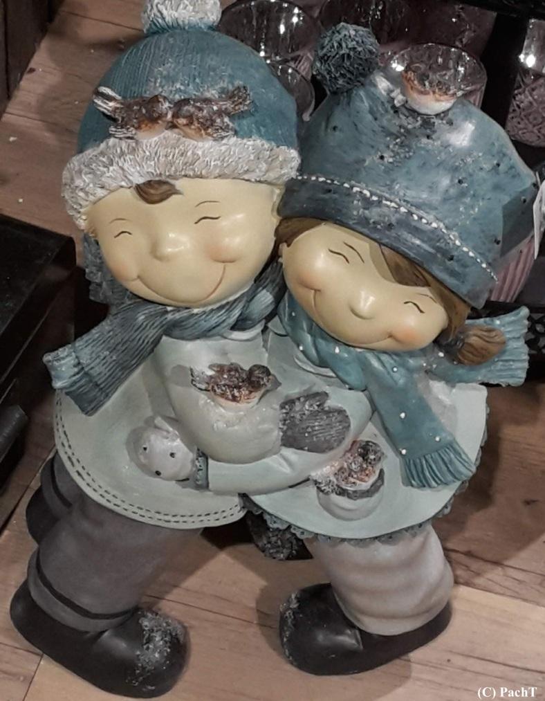 Liebesglück im Winter