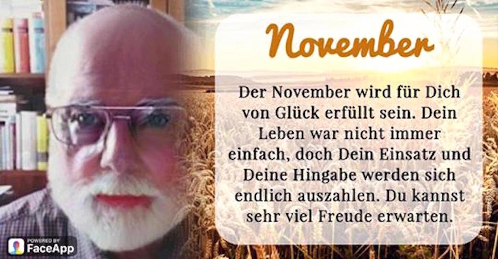 PachT Facebook über mich 2018.10.25 NovemberPrognose
