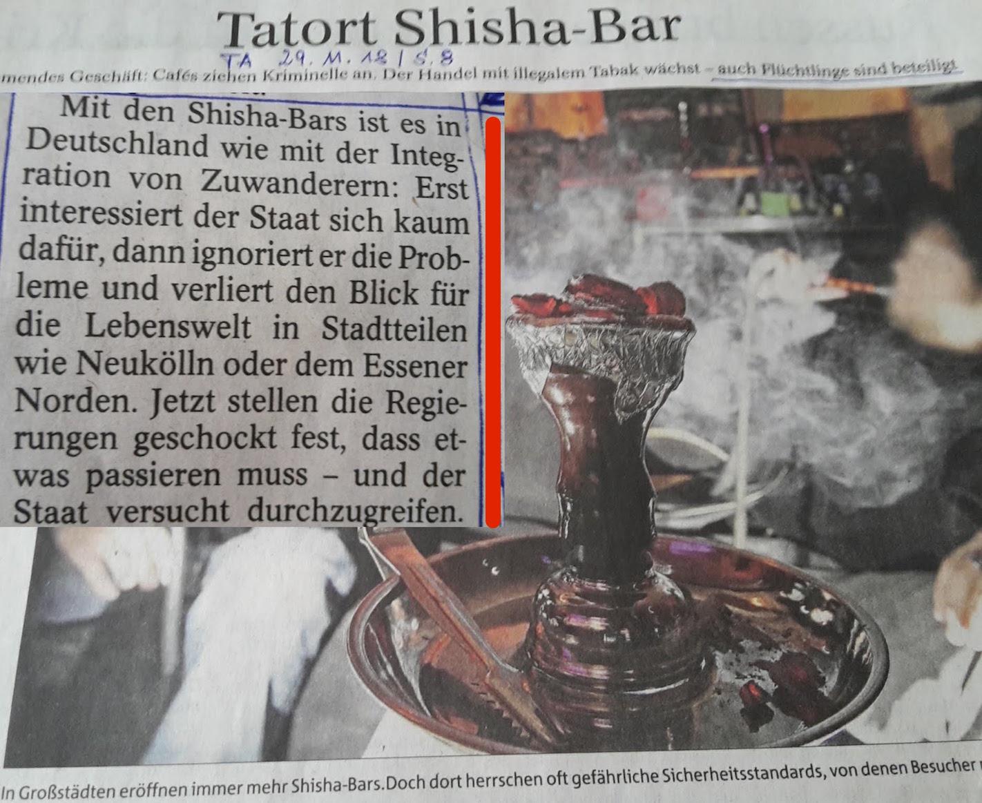 SchlagZeile Shisha-Bar _ Tatort 29.11.18
